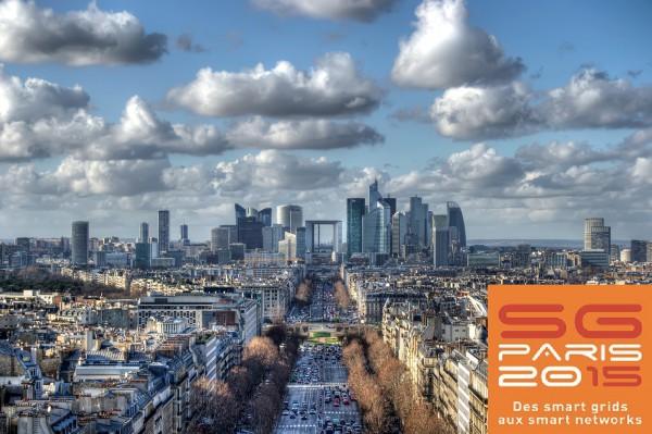 G. Macaigne et V. Pilloy interviennent au congrès SG Paris, une référence sur les Smart Grids en France