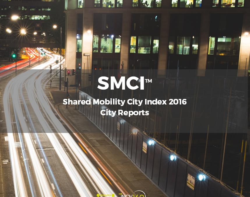 Déceler un contexte urbain propice aux mobilités partagées* avec le SMCI™