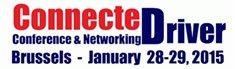 Inov360 animera la session sur les «Nouvelles Mobilités» à ConnecteDriver 2015, à Bruxelles les 28 et 29 janvier