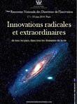 Participation à la 7ème Rencontre Nationale des Directeurs de l'Innovation, les 17 et 18 Juin 2014 à Paris
