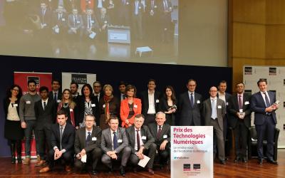 Les Edtech à l'honneur au Prix des Technologies Numériques 2017