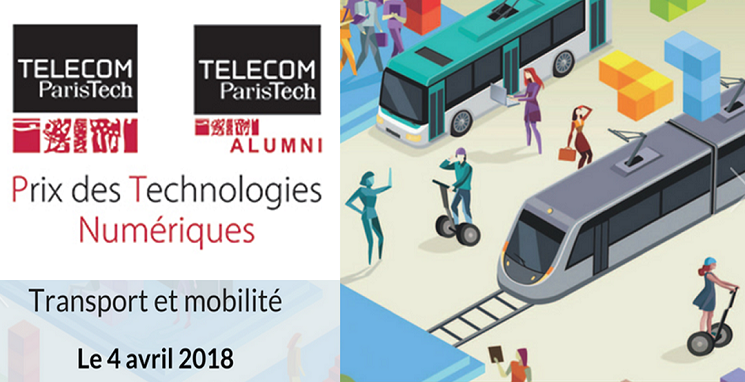 Innovation, Croissance et Mobilité à l'honneur au 20ème prix des technologies numériques